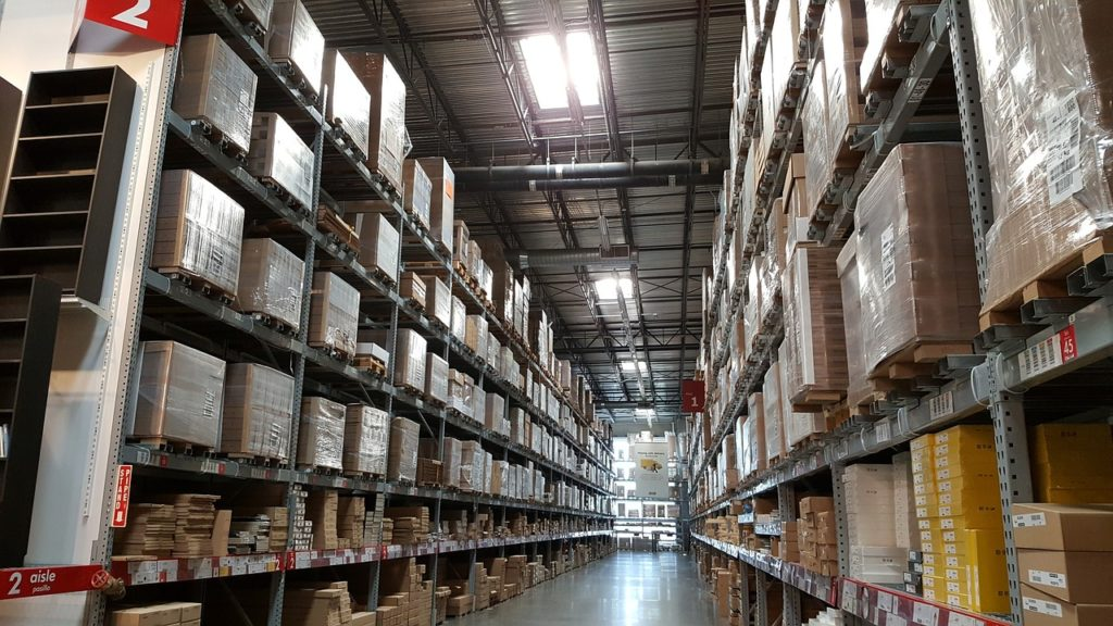 supply chain management and warehousing are promising spheres for IoT use